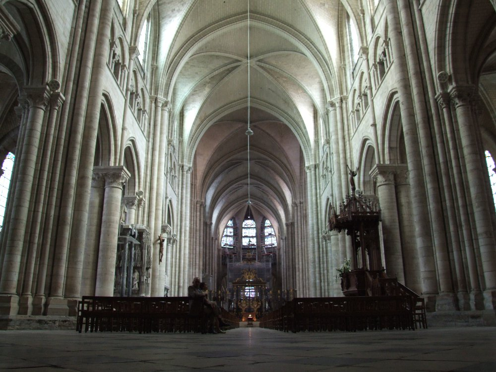 Einige gotische kathedralen - Architektur gotik ...